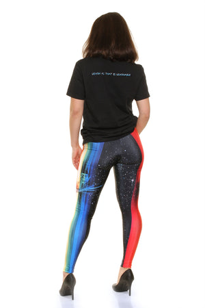 Star Trek™ The Motion Picture: Movie Poster Leggings