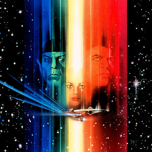 Star Trek™ The Motion Picture: Movie Poster Crop Top