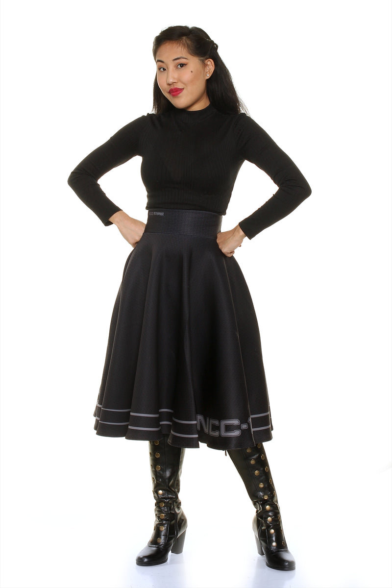 Star Trek™ TNG Starfleet Officer Midi Skirt