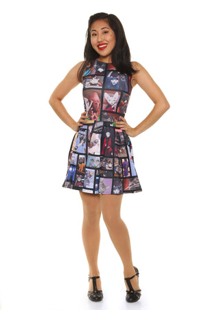 Star Trek™ TNG CATS A-Line Dress