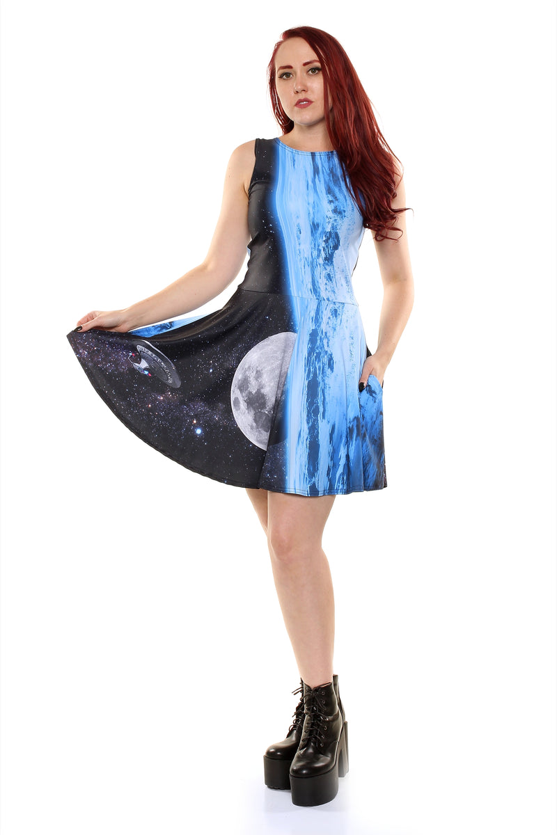 Star Trek™ TNG Orbit A-Line Dress