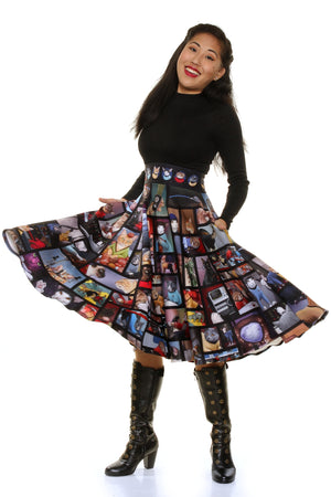 Star Trek™ TOS CATS Midi Skirt