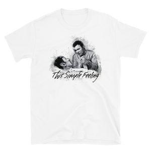 "Star Trek™ The Motion Picture: ""This Simple Feeling"" Kirk and Spock Shirt & Hoodie"