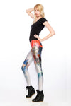 Canadian Tour Poster Leggings