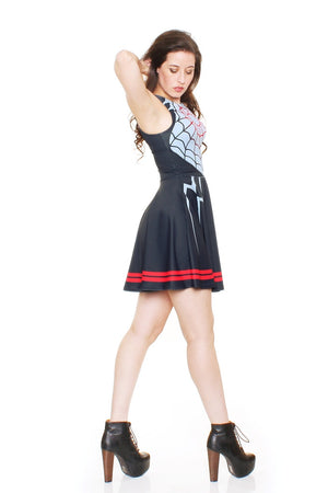 Wraith A-Line Dress - LIMITED