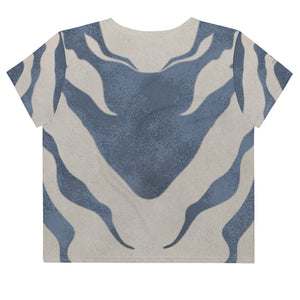 Daito Loose Crop Top