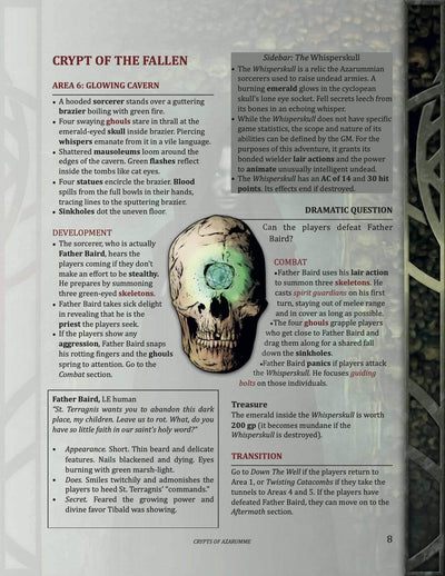 Bundle of Horror: Four One Shots (5E)