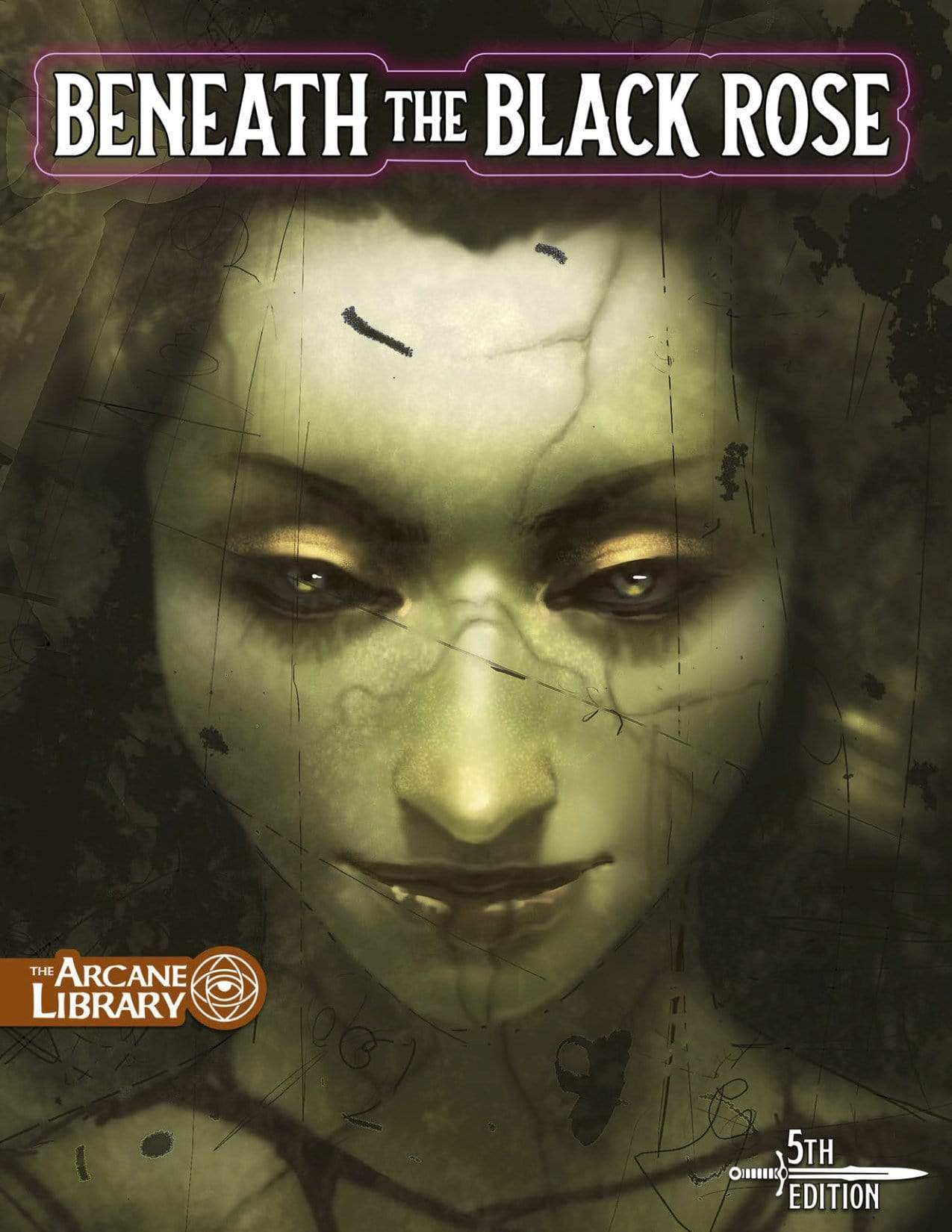 Beneath The Black Rose cover