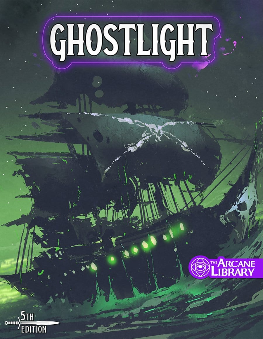 Ghostlight, 1st-Level Adventure (5E)