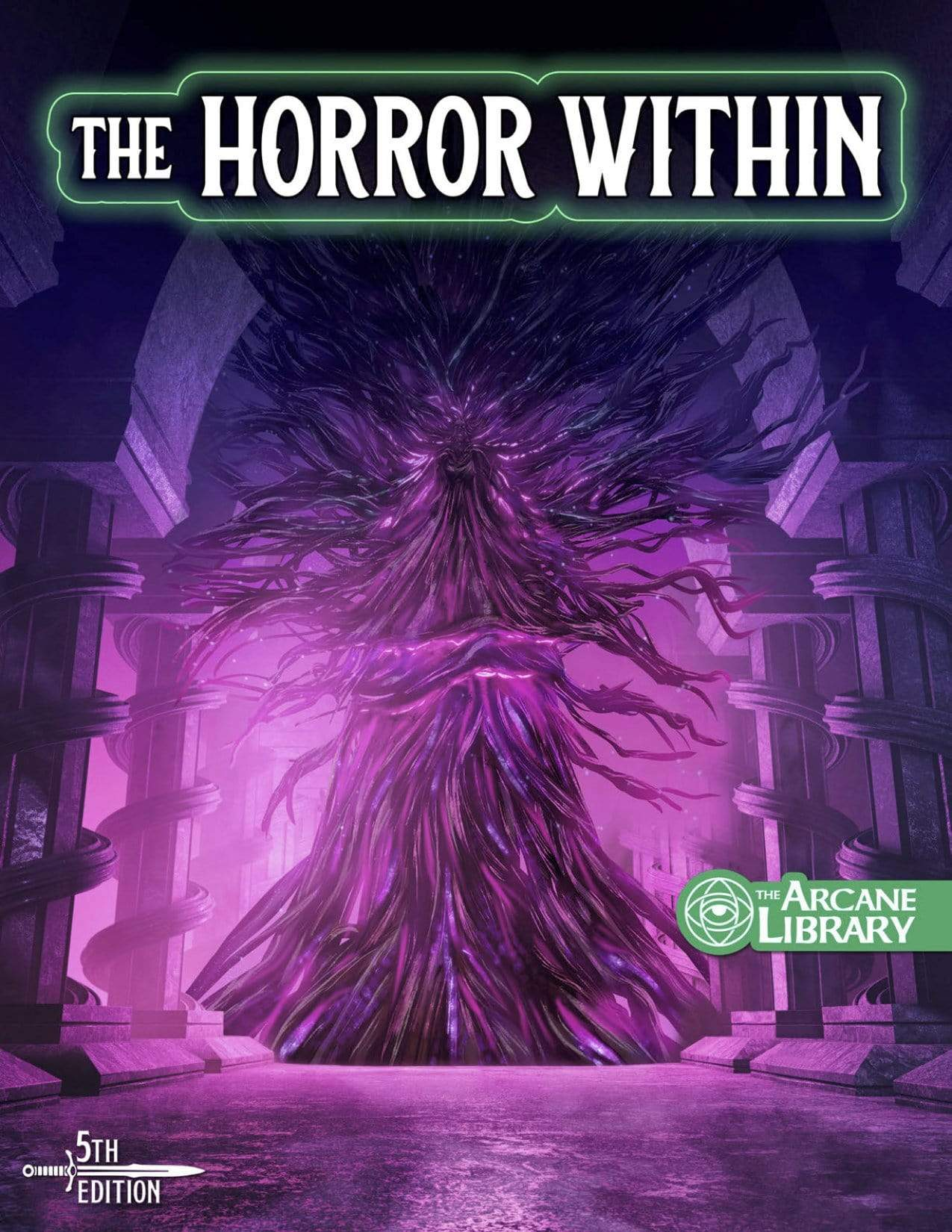The Horror Within cover