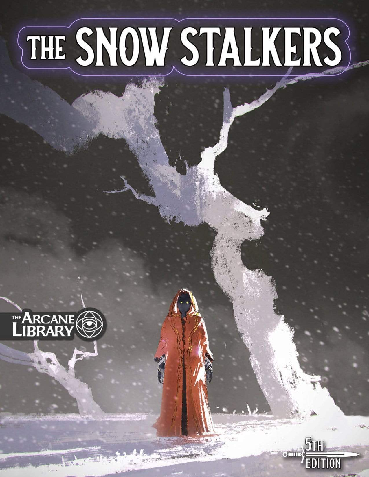 The Snow Stalkers cover