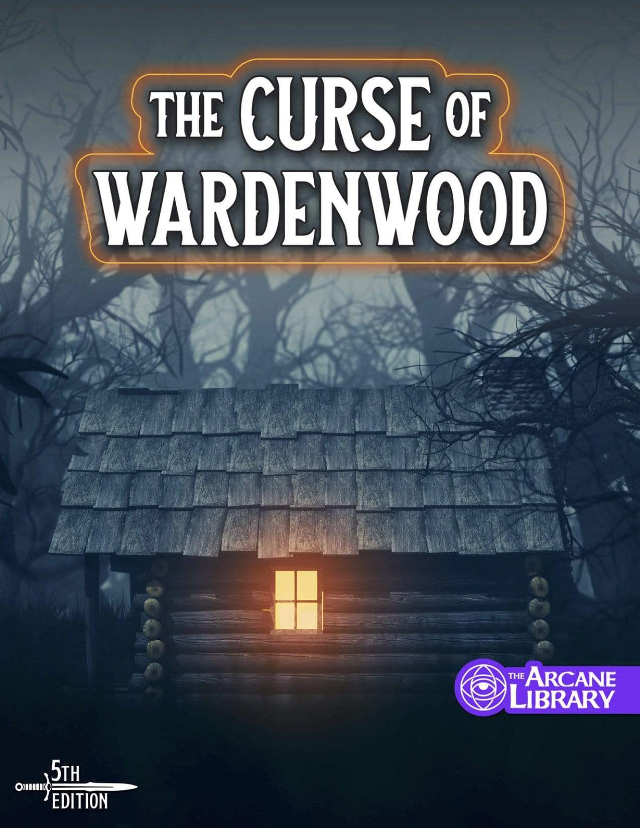 The Curse of Wardenwood cover
