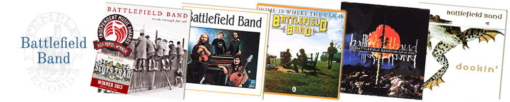 Temple Records - Battlefield Band