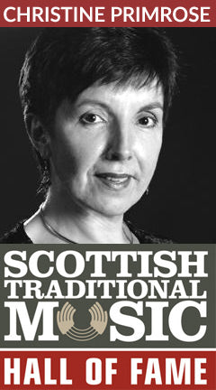 Christine Primrose - Scottish Traditional Music Hall of Fame