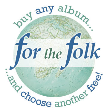 Temple Records Special Offer: 'For the Folk' - buy an album and choose another for free