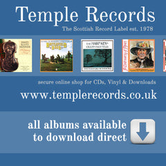 Digital Download Direct from Temple Records