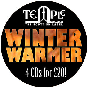 Winter Warmer Special Offer - 4 CDs of your choice for £20!