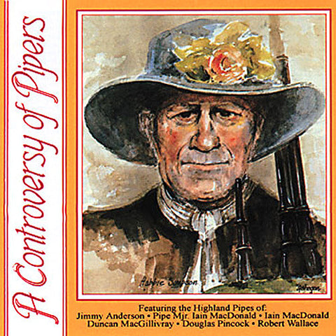 Various Artists - A Controversy of Pipers