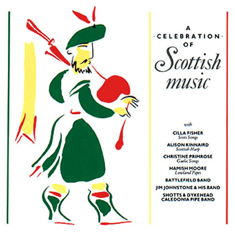 Various Artists - A Celebration of Scottish Music