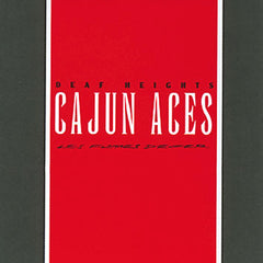 Deaf Heights Cajun Aces - Les Flammes D'Enfer