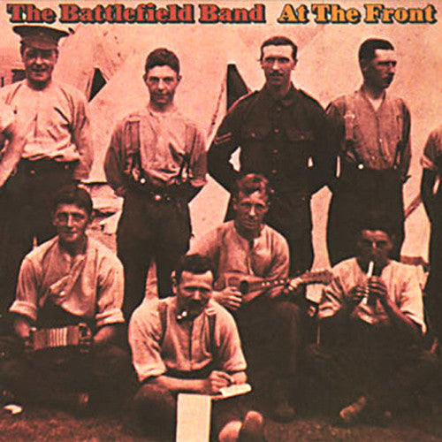 Battlefield Band - At The Front