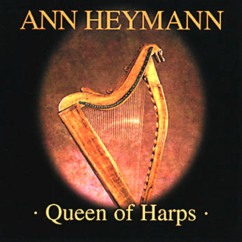 Ann Heymann - Queen of Harps