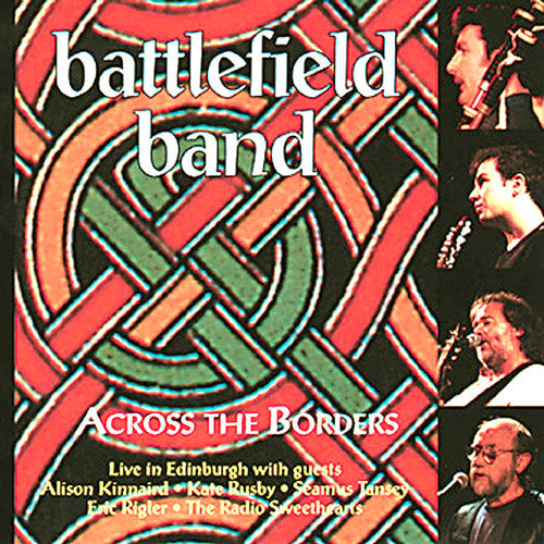 Battlefield Band - Across The Borders