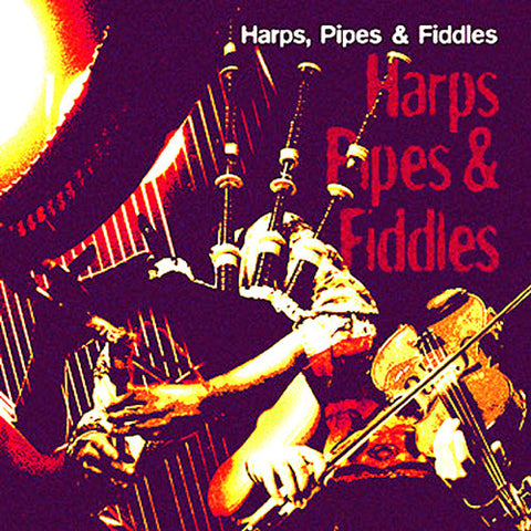 Various Artists - Harps, Pipes & Fiddles