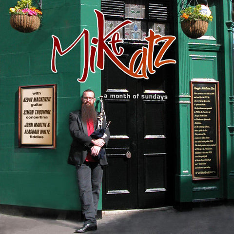 Mike Katz - A Month Of Sundays
