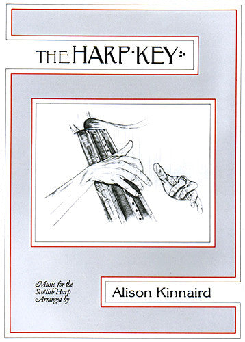 Alison Kinnaird - The Harp Key (Book)
