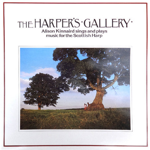 Alison Kinnaird - The Harper's Gallery (Vinyl and Download Only)