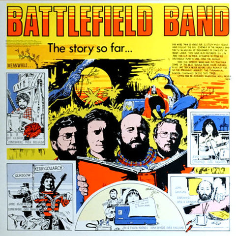 Battlefield Band - The Story So Far... (Vinyl Only)