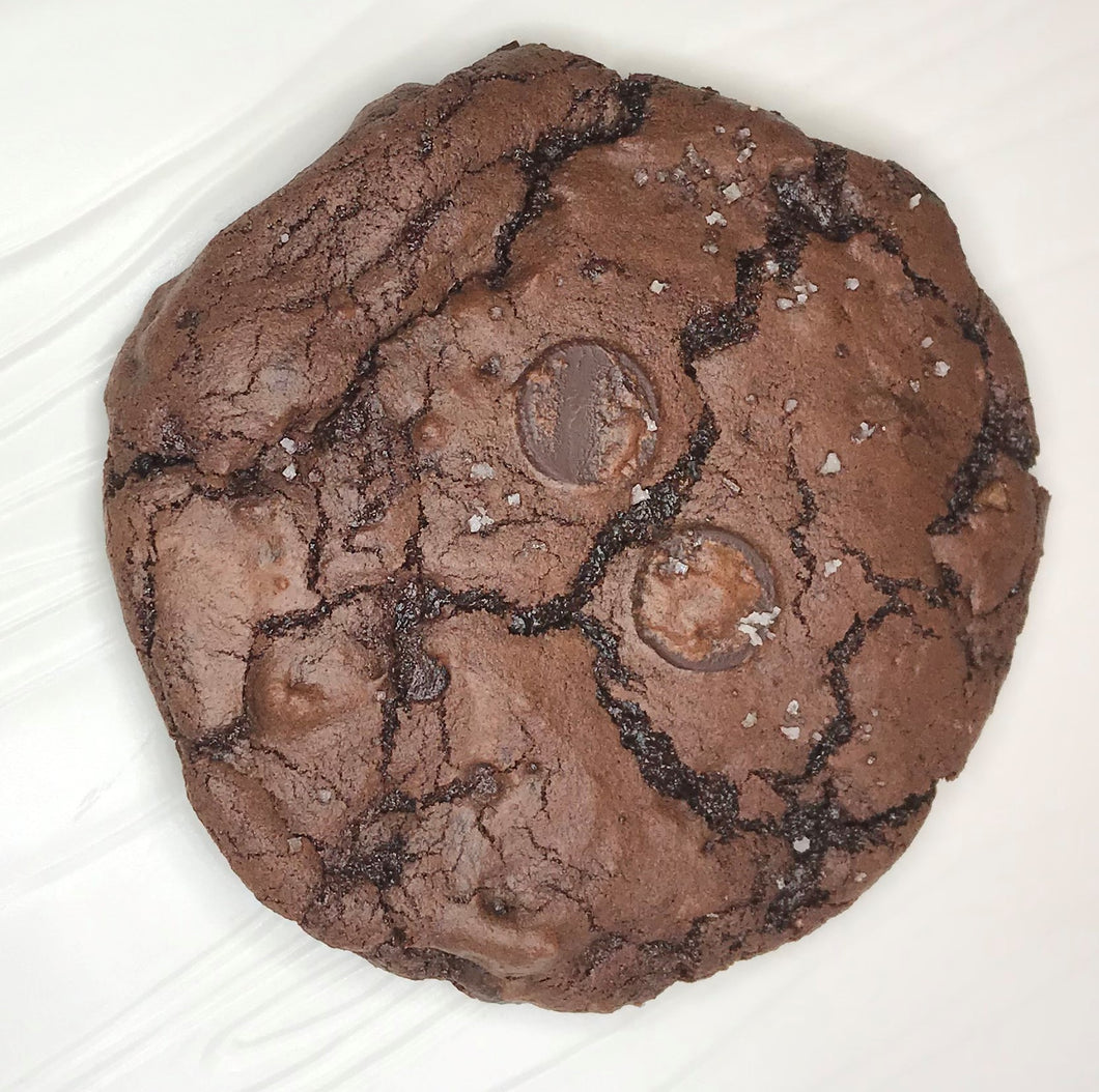 Hurts So Good Chocolate Cookie - Critical Hit Cookies