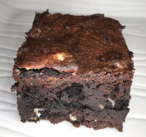 Sourdough Oreo Brownies - Critical Hit Cookies