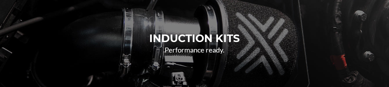 Induction kits info desktop banner