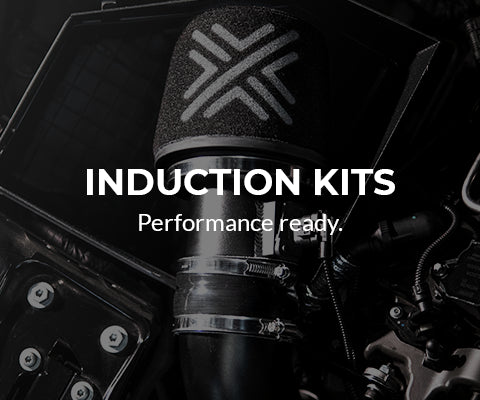 Induction kits info mobile banner