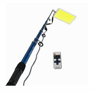 300w 360 LED Telescopic Fishing Rod Outdoor Camping Lamp