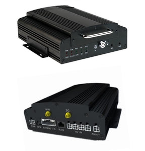 3G 4 Channel Mobile DVR System