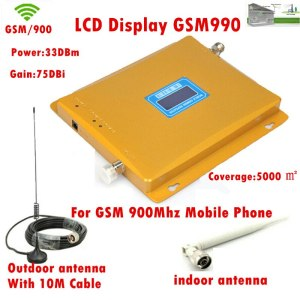 GSM990 75DB Mobile Phone Signal Booster