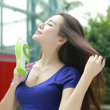 Rechargeable Handheld Misting Fan Humidifier