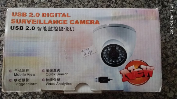 USB Powered Outdoor Camera Recorder