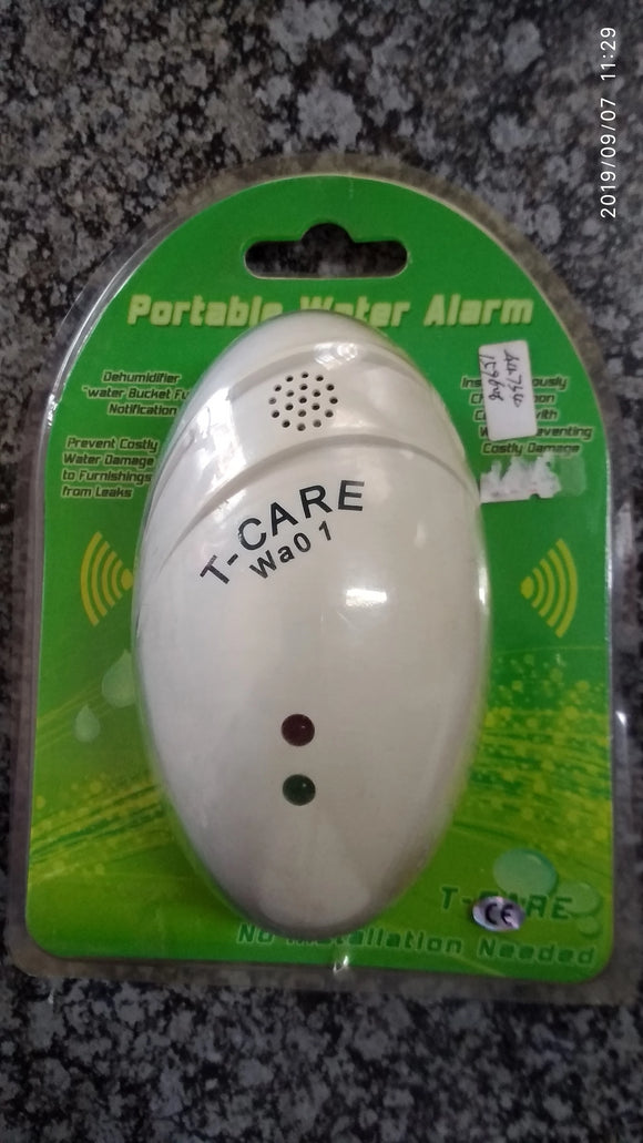 Portable Water Level Alarm