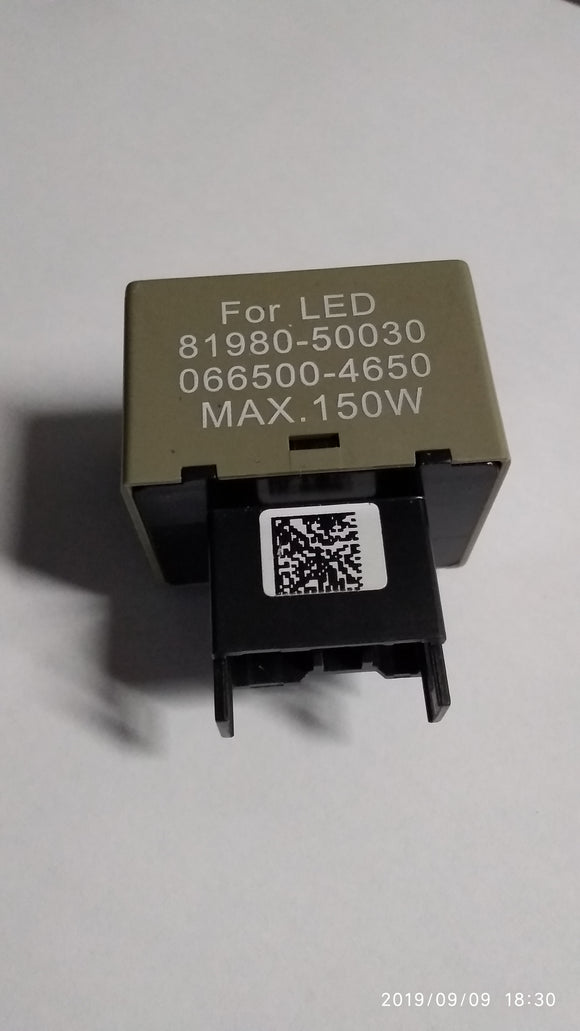 8Pin Led Flasher Relay for Toyota