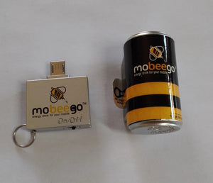 Mobeego Emergency Charger For Mobile Phones