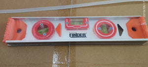 ##Buy 10 get 1 FREE## Finder Spirit Level with Ruler 30cm