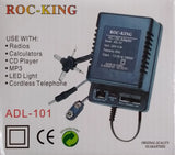 Roc-King Universal AC/DC Power Adapter