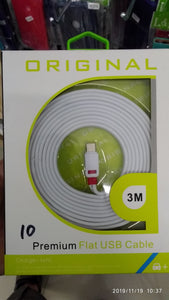 3m Type C Premium Charge and Sync Cable