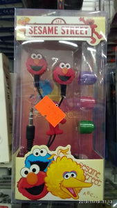 Sesame Street Earphones for kids