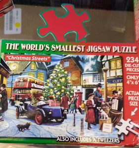 The World's Smallest Puzzle