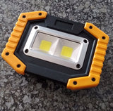 30Watt 1800 Lumens Led Cob Worklight